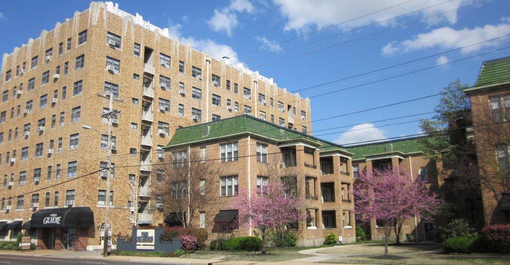 The Gilmore Apartments Memphis Tn Henry Turley Company