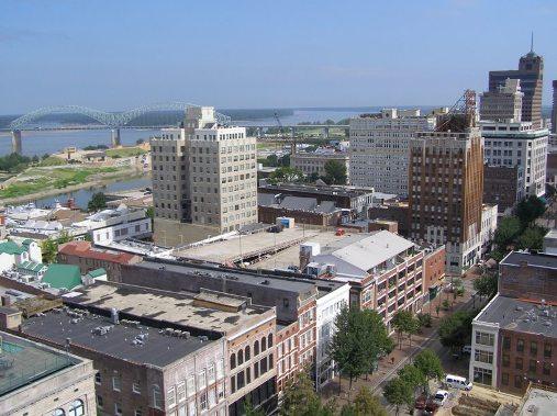 Downtown Core   Memphis, TN