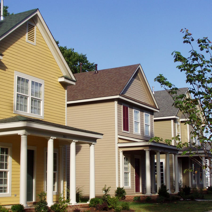 Uptown Homes exterior